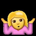 Shrug Emoji's